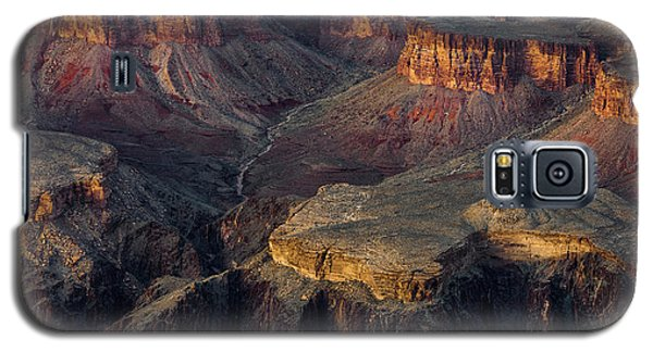 Galaxy S5 Case featuring the photograph Canyon Enchantment by Carl Amoth