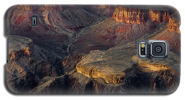 Canyon Enchantment Galaxy S5 Case by Carl Amoth