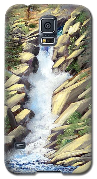 Canyon Falls Galaxy S5 Case