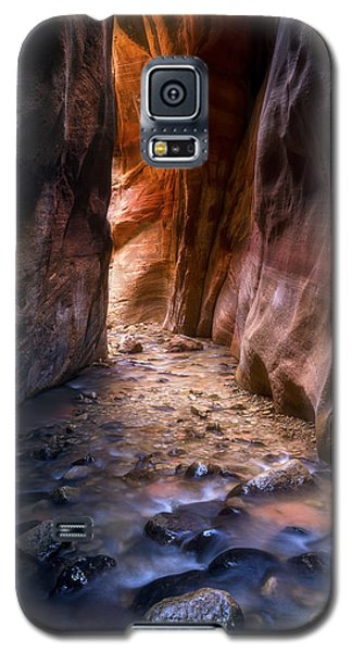 Canyon Glow Galaxy S5 Case