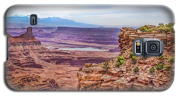 Canyon Landscape Galaxy S5 Case