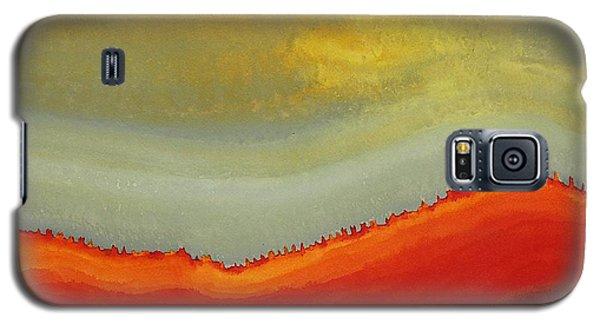 Canyon Outlandish Original Painting Galaxy S5 Case