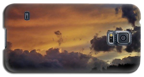 Canyon Sunset Galaxy S5 Case