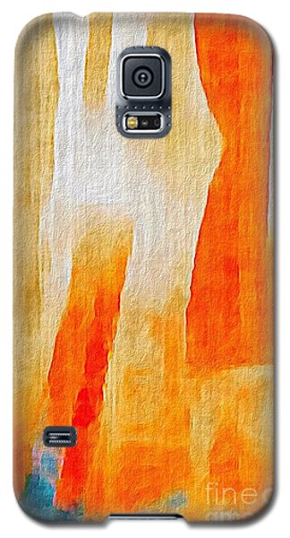 Galaxy S5 Case featuring the photograph Canyon by William Wyckoff