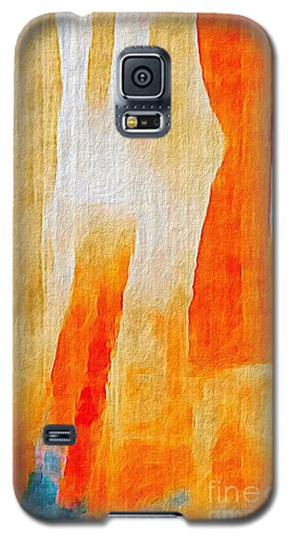 Canyon Galaxy S5 Case by William Wyckoff