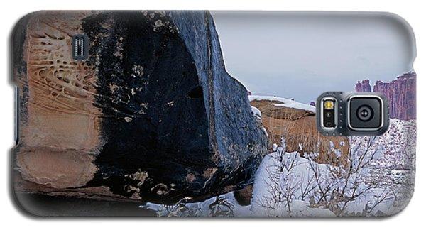 Canyonlands Swirl Galaxy S5 Case
