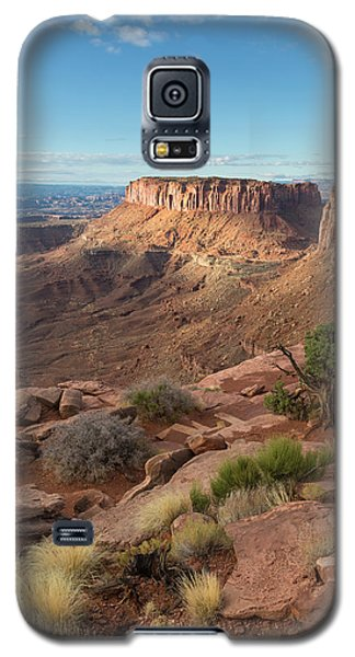 Canyonlands View Galaxy S5 Case