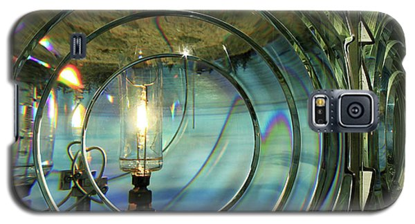 Cape Blanco Lighthouse Lens Galaxy S5 Case