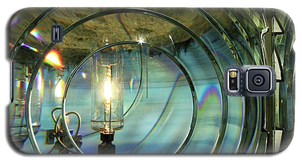 Cape Blanco Lighthouse Lens Galaxy S5 Case