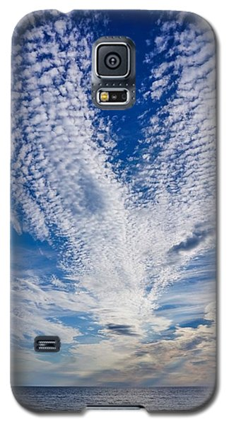 Cape Clouds Galaxy S5 Case