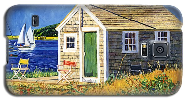 Cape Cod Boat House Galaxy S5 Case