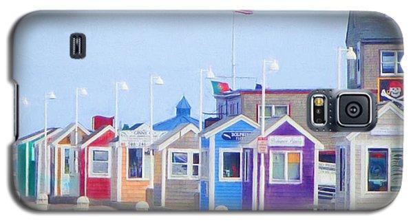 Cape Cod Cabins Galaxy S5 Case