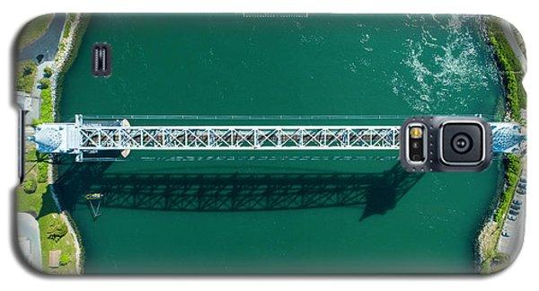 Cape Cod Canal Railroad Bridge Galaxy S5 Case