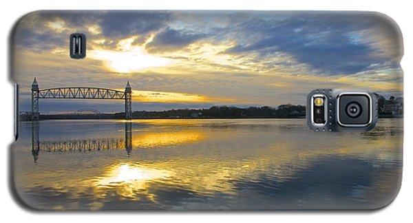 Cape Cod Canal Sunrise Galaxy S5 Case