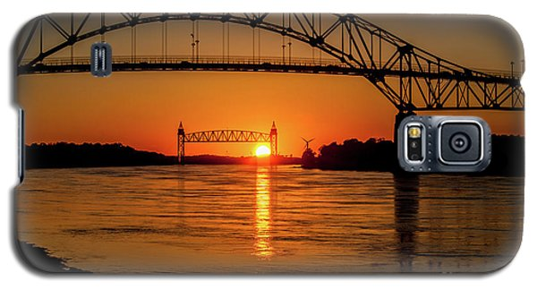 Cape Cod Canal Sunset Galaxy S5 Case