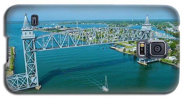 Cape Cod Canal Suspension Bridge Galaxy S5 Case