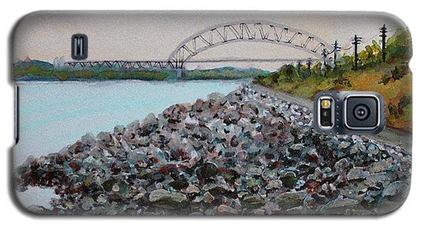Cape Cod Canal To The Bourne Bridge Galaxy S5 Case