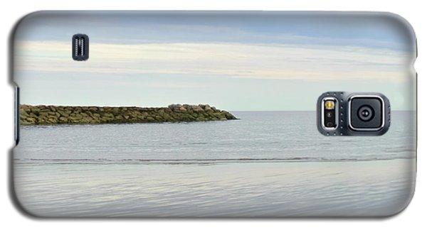 Cape Cod Jetty Sundown Galaxy S5 Case