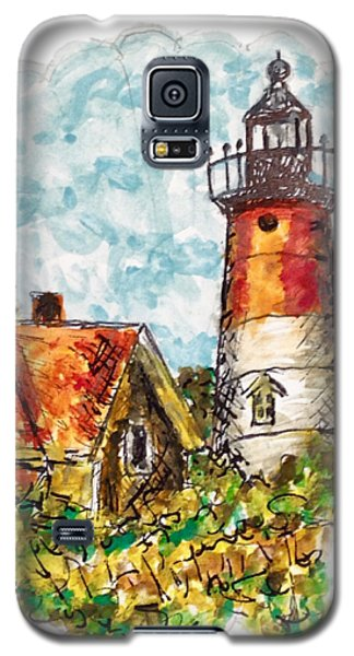 Cape Cod Lighthouse Galaxy S5 Case