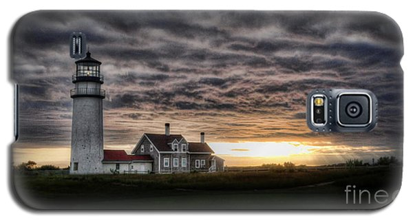 Cape Cod Lighthouse Galaxy S5 Case by TK Goforth