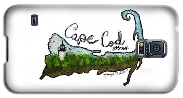 Cape Cod, Mass. Galaxy S5 Case