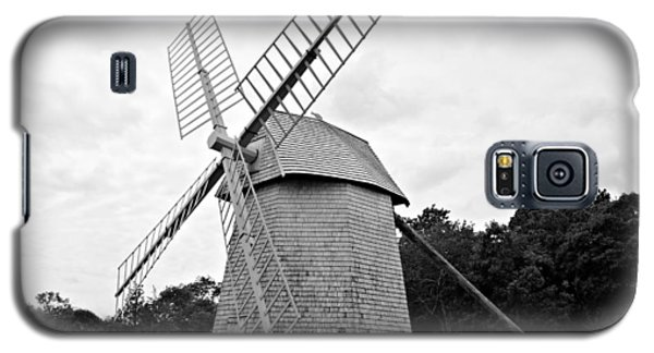 Cape Cod - Old Higgins Farm Windmill Galaxy S5 Case