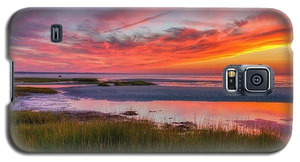 Cape Cod Skaket Beach Sunset Galaxy S5 Case