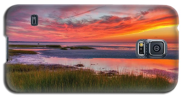 Cape Cod Skaket Beach Sunset Galaxy S5 Case