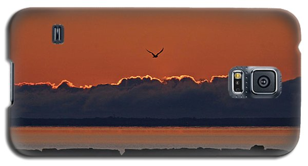 Cape Cod Sunrise #2 Galaxy S5 Case