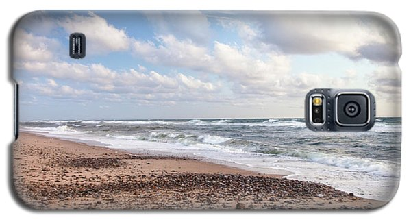 Galaxy S5 Case featuring the photograph Cape Cod Sunrise 4 by Susan Cole Kelly