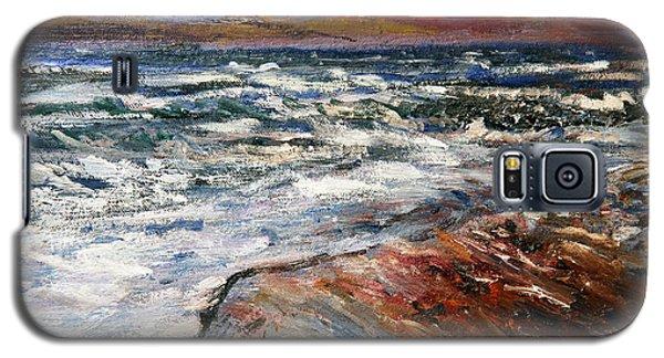 Cape Cod Sunset 1 Galaxy S5 Case