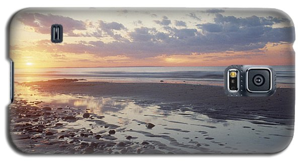 Cape Cod Sunset Galaxy S5 Case