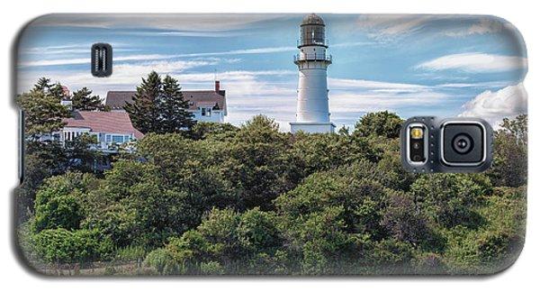 Cape Elizabeth Lighthouse Galaxy S5 Case