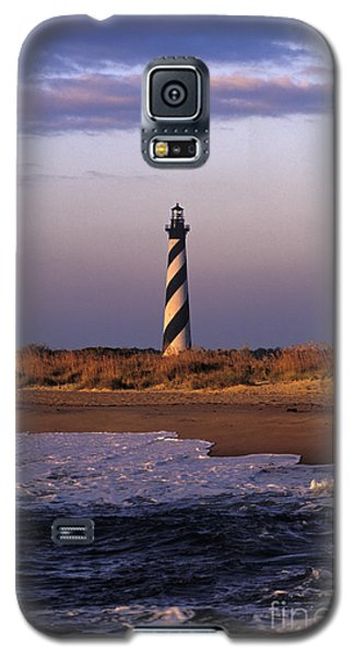 Cape Hatteras Lighthouse At Sunrise - Fs000606 Galaxy S5 Case