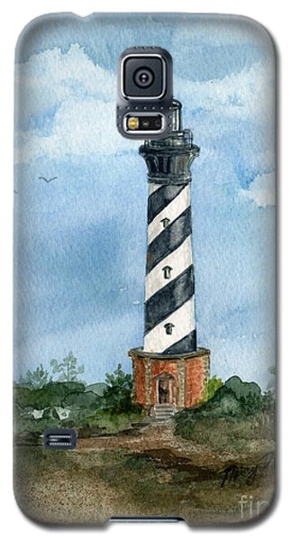 Cape Hatteras Lighthouse  Galaxy S5 Case by Nancy Patterson