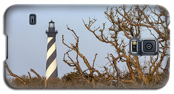 Cape Hatteras Lighthouse Through The Brush Galaxy S5 Case