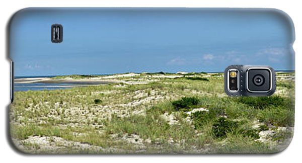 Galaxy S5 Case featuring the photograph Cape Henlopen State Park - The Point - Delaware by Brendan Reals