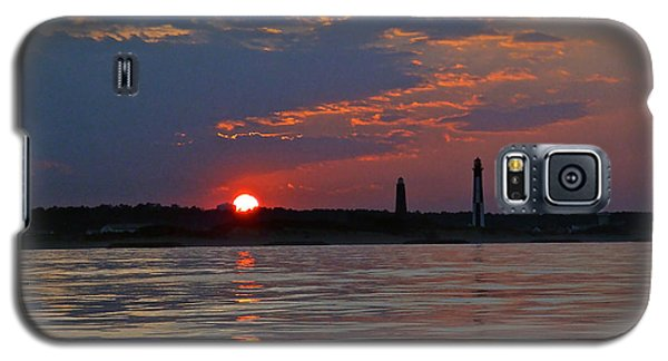 Cape Henry Sunset Galaxy S5 Case