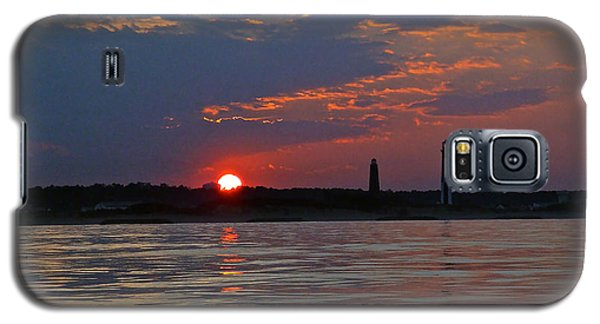 Cape Henry Sunset Galaxy S5 Case