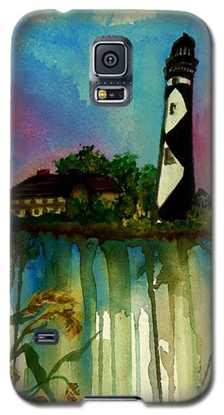 Cape Lookout Galaxy S5 Case by Lil Taylor
