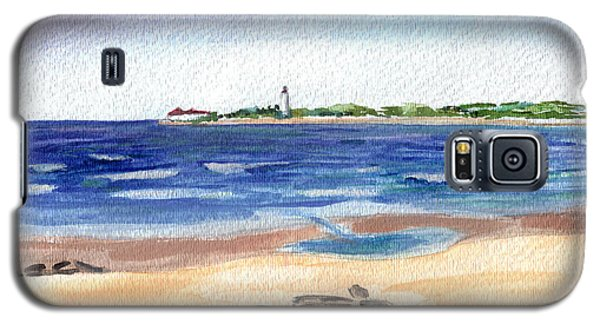 Cape May Beach Galaxy S5 Case