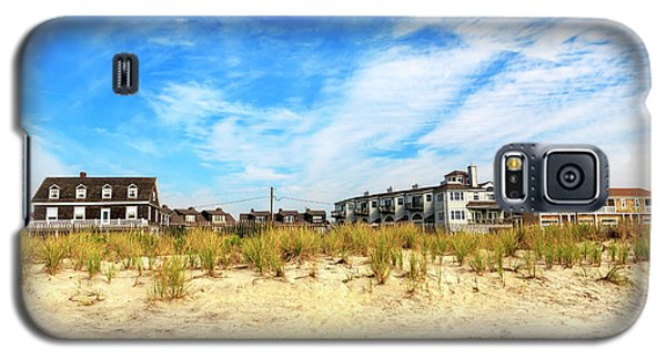 Cape May Beach House Colors Galaxy S5 Case