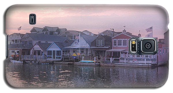 Cape May Harbor Galaxy S5 Case