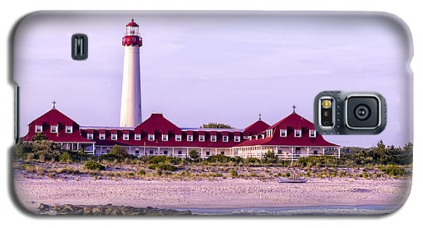 Cape May Light House Galaxy S5 Case