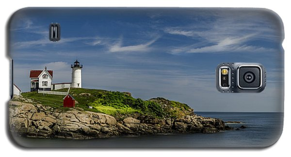 Cape Neddick Lighthouse Galaxy S5 Case