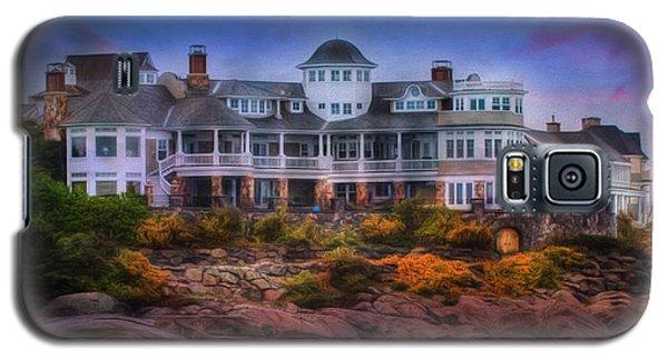 Cape Neddick Maine Scenic Vista Galaxy S5 Case