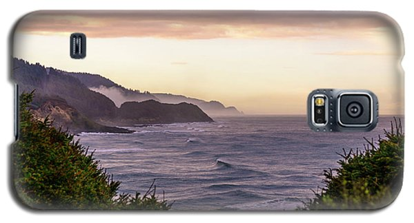 Cape Perpetua, Oregon Coast Galaxy S5 Case
