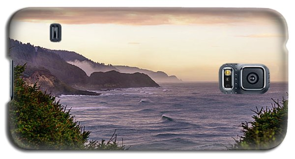 Cape Perpetua, Oregon Coast Galaxy S5 Case