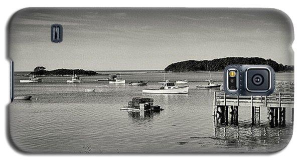 Cape Porpoise Harbor Galaxy S5 Case