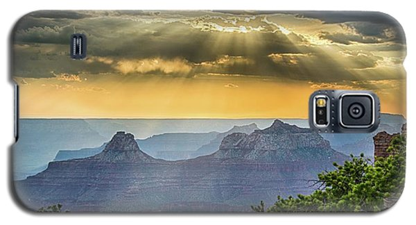 Cape Royal Crepuscular Rays Galaxy S5 Case